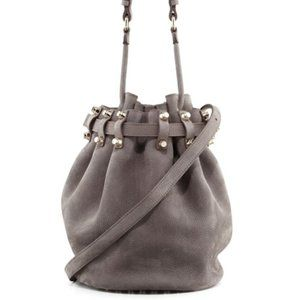 Alexander Wang Diego Large Leather Bucket Bag